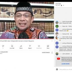 "Pengajian Akbar SMAHA bersama Ustadz Wijayanto, ""Ada Hikmah di Setiap Musibah"""